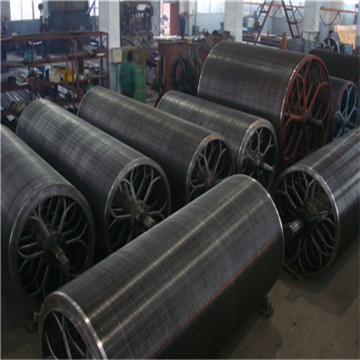 Stainless Steel Cylinder Mould In Paper Machine