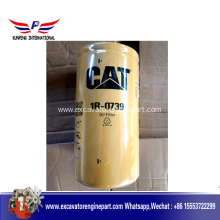 1R0739 Oil Filter for Cat Excavator Engine Parts