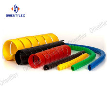 Excellent elongation protect spiral wrap for hydraulic hoses