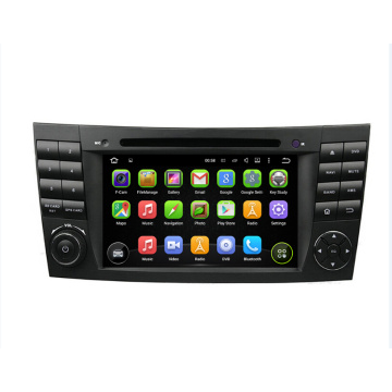 Android 7.1 car dvd gps per Benz