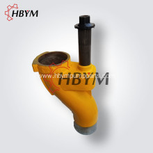 S Valve For Putzmeister Concrete Pump Parts
