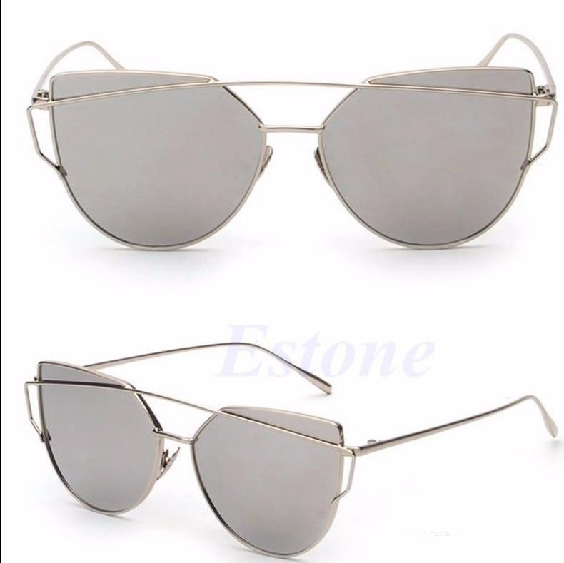 Retro Plane Lens Accessories Beach Party Sunglasses