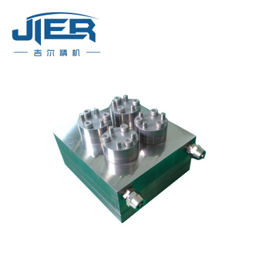 Single Hollow Fiber Membrane Spinneret