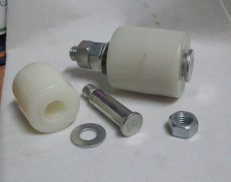 Clear Nylon Buffer Damper