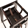 Tongliang solid wood Adjustable Baby Highchair Folding Portable Durable Child Eating Feeding Table Seat High Chair