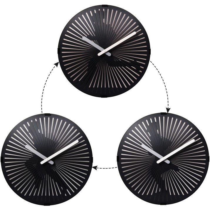 Wall Clock Interesting