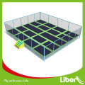 Hot selling new style professional safe trampoline park