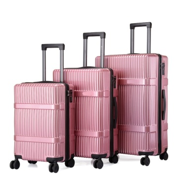 Luggage Castaway 3-Piece Spinner Suitcase Set
