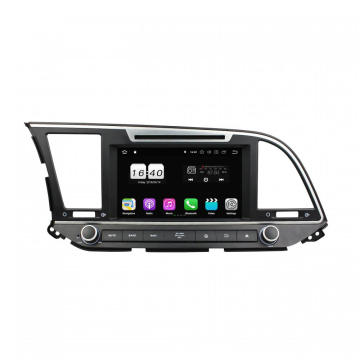 2 din car dvd player for Elantra navigation
