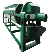 Automatic Sewage Chamber Filter Press In Industrial