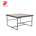 Industrial Home Metal Frame Simple Computer Table Design