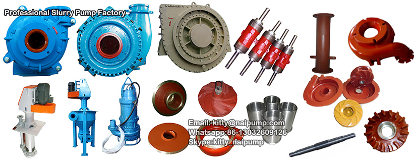 Naipu Slurry Pump