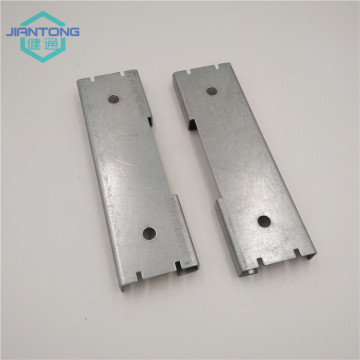 galvanized sheet metal stamping and bending service