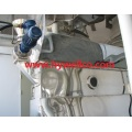 Granule Material Horizontal Fluid Bed Dryer