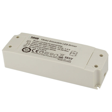 Plast Triac Dimming Driver 30W