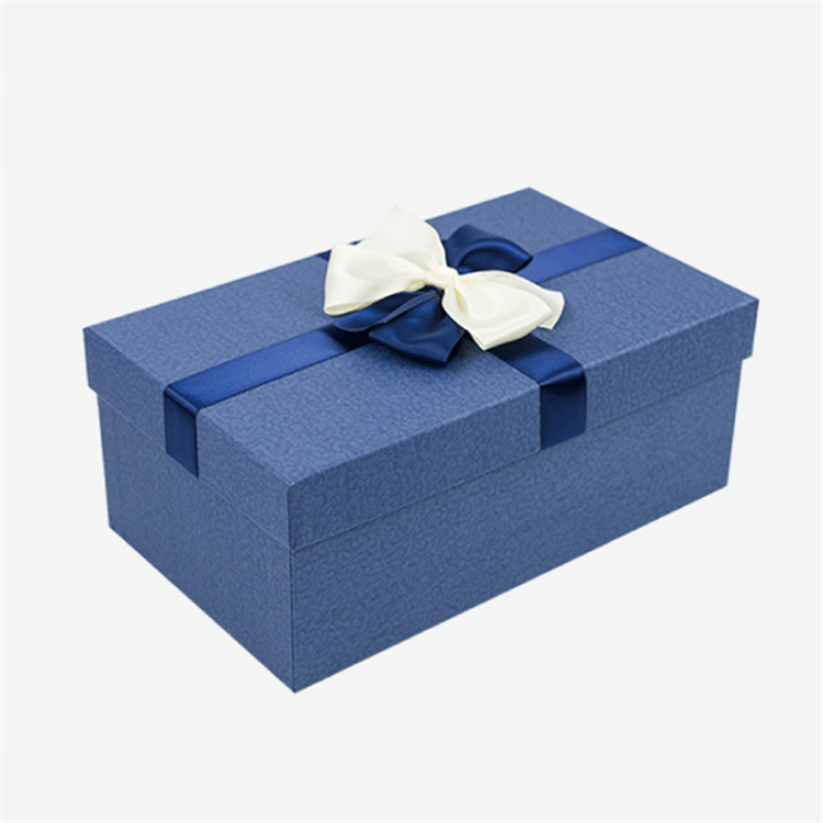 Navy Blue Gift Box 1