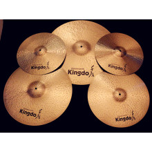 Traditional  Percussion  Music  B20 Cymbals