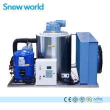 Snow world Flake Ice Machine 2.5Ton