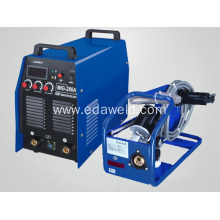 OEM manufacturer custom for Industrial MIG Welding Machine 380V Inverter CO2 Gas Shielded Mig Welder export to Palestine Suppliers
