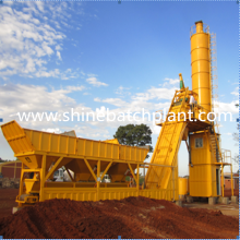 40 Concrete Batching Plant No Need  Foundation