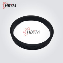 Double Effect Rubber Piston For Concrete Pump