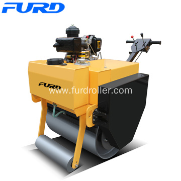 Online Exporter for Walk Behind Roller 500Kg Single Drum Hand Operated Road Roller supply to Syrian Arab Republic Factories