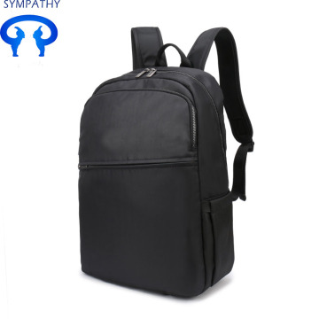 Leisure backpack black computer bag backpack