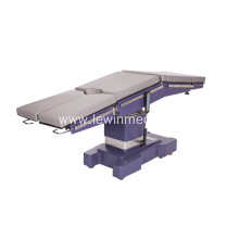 Good Quality for Electric Hydraulic Operation Table Operating table with parallel movement supply to Costa Rica Wholesale