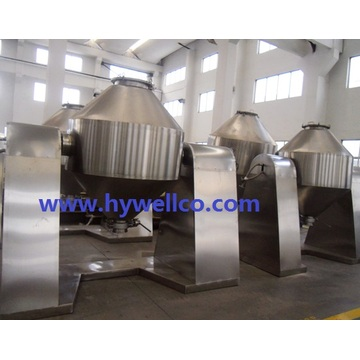 Double Cones Vacuum Dryers