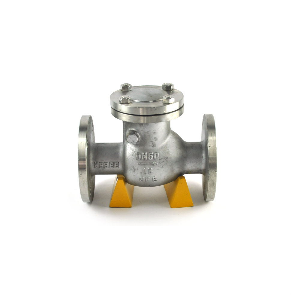 water treatment 10 wafer connection GGG40 body in-line disc type check valve 10
