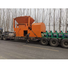 biomass waste lower grade wood chipper plant