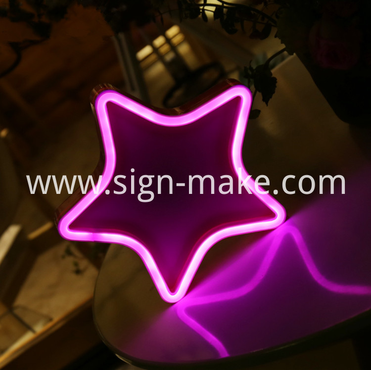 Neon Light Signs For Bedroom