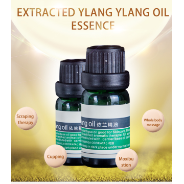 Pure Essential Oil Ylang Ylang Massage Oil
