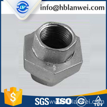 Best quality and factory for Malleable Iron Cross Fitting Galvanized Iron Pipe Fittings supply to Thailand Factory