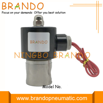 2S040-10 Electric Solenoid Valve for water gas