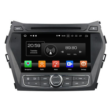 Car Android dvd per IX45 / Santa Fe 2013-2014