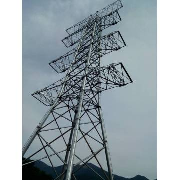 OEM Manufacturer for Mono Steel Tower 100M Transmission Line Steel Tubular Tower supply to Mayotte Supplier
