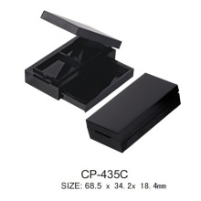Square Plastic Eyeshadow Case