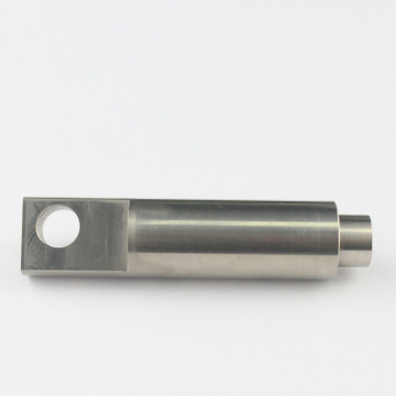 High precision custom CNC turning machining titanium parts