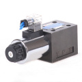 Single head 4WE10 hydraulic solenoid directional valve
