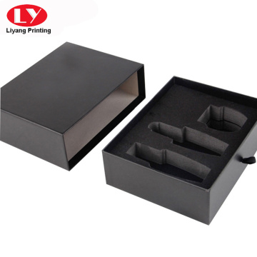 Luxury cardboard perfume gift box