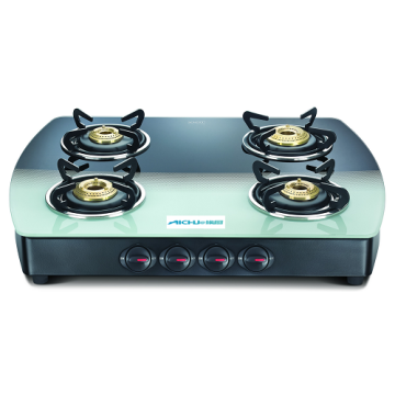 Schott Glass Top Gas Stove