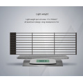 P25-41.6 LED-display med grillgardin EMC-B