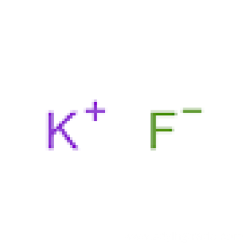 potassium fluoride formation enthalpy