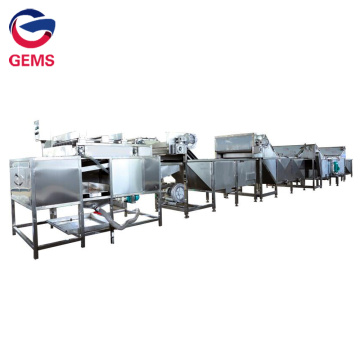 Egg Boiling and Shelling Production Line
