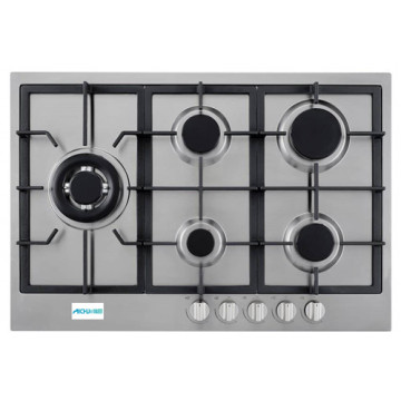 Stainless Steel Etna 5-Burner Stove