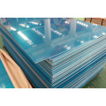 Factory price color coated aluminum roofing sheet AA5754