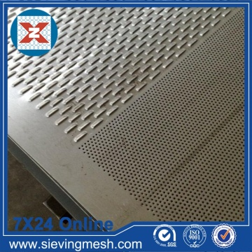 Coated Steel Perforated Metal Sheet