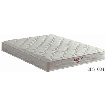 Customized for Hotel Bed Mattress Queen Size  Memory Foam Spring export to India Exporter