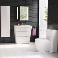 Good Quality floor standing mdf floating bathroom cabinet